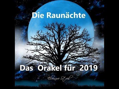 Die 3. Rauhnacht – Dein Orakel für März 2019