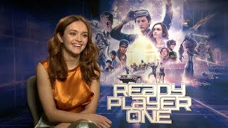 How does Olivia Cooke stay grounded? | ITV News