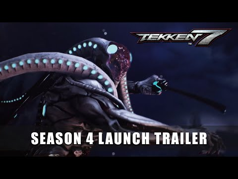 TEKKEN 7 – Season 4 Launch Trailer