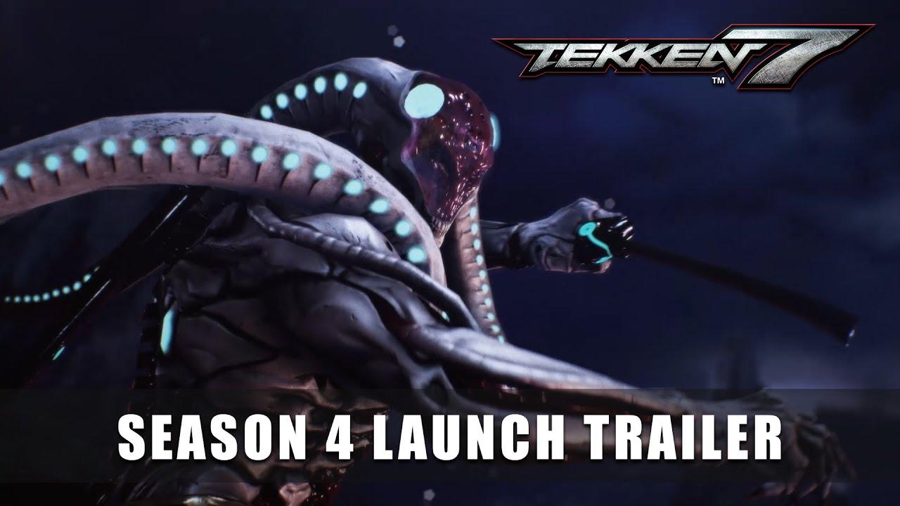 Tekken 7 welcomes Kunimitsu as their 4th season Pass entrant