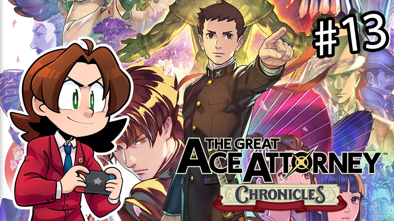 Download Step on the Gas!   The Great Ace Attorney Chronicles [Part 13]