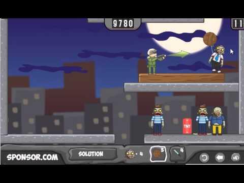Ballons vs Zombies