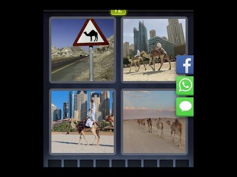 4 Pics 1 Word - Dubai - 12 May 2019 - Daily Puzzle - Answer - Walkthrough