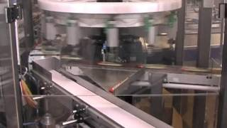 HBTS High Speed In-Line Chocolate Bar Line Flow Wrap, Collater & Top Load Case Pack