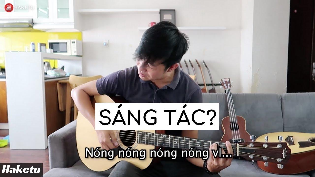 Học cách SÁNG TÁC nhạc – khó hay dễ? #guitartalk
