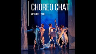 Dance Canvas Choreo Chat - Episode #7 - Britt Fishel