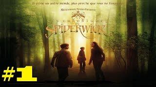 Les Chroniques De Spiderwick - Let's Play Part 1 [PC]