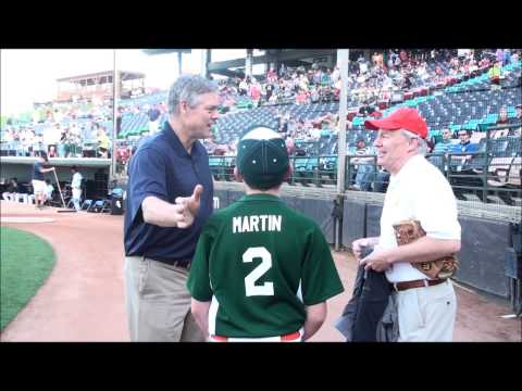 Moment #10 in Knights Stadium History: Dale Murphy