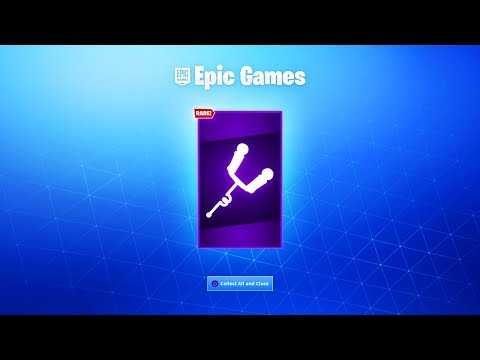 *RARE* FREE PICKAXE IN FORTNITE! (Did You Get It?)