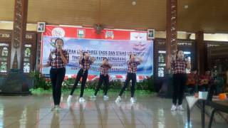 Video juara 1 lomba gerak & lagu three ends Kab.Semarang download MP3, 3GP, MP4, WEBM, AVI, FLV November 2018