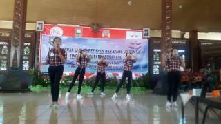 Video juara 1 lomba gerak & lagu three ends Kab.Semarang download MP3, 3GP, MP4, WEBM, AVI, FLV Oktober 2018