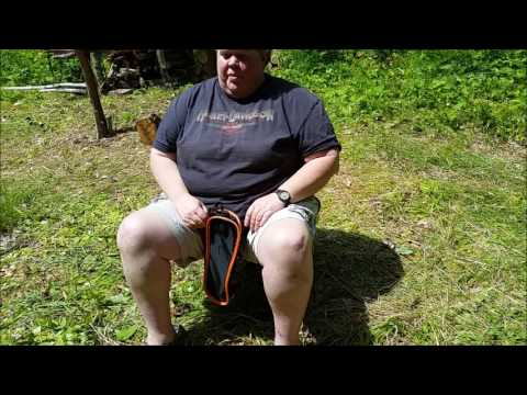 OUTAD Portable Ultralight Heavy Duty Folding Chair FULL REVIEW