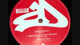 Worries In The Dance - Itchy Robot