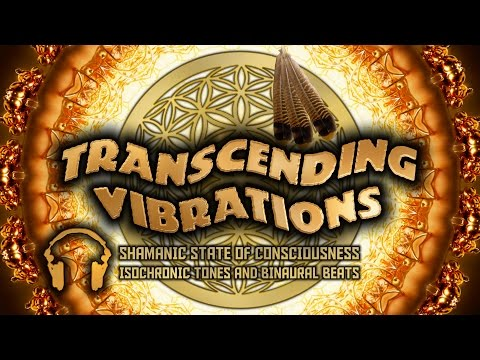 Shamanic State of Consciousness - Binaural Beats and Isochronic Tones - Low Theta Wave