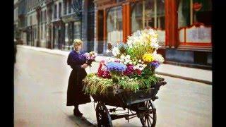 Paris 1914 en couleur