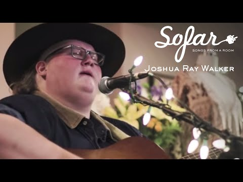 Joshua Ray Walker - Canyon | Sofar Dallas - Fort Worth