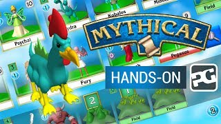 MYTHICAL (iPhone, iPad, Android) | Hands-On