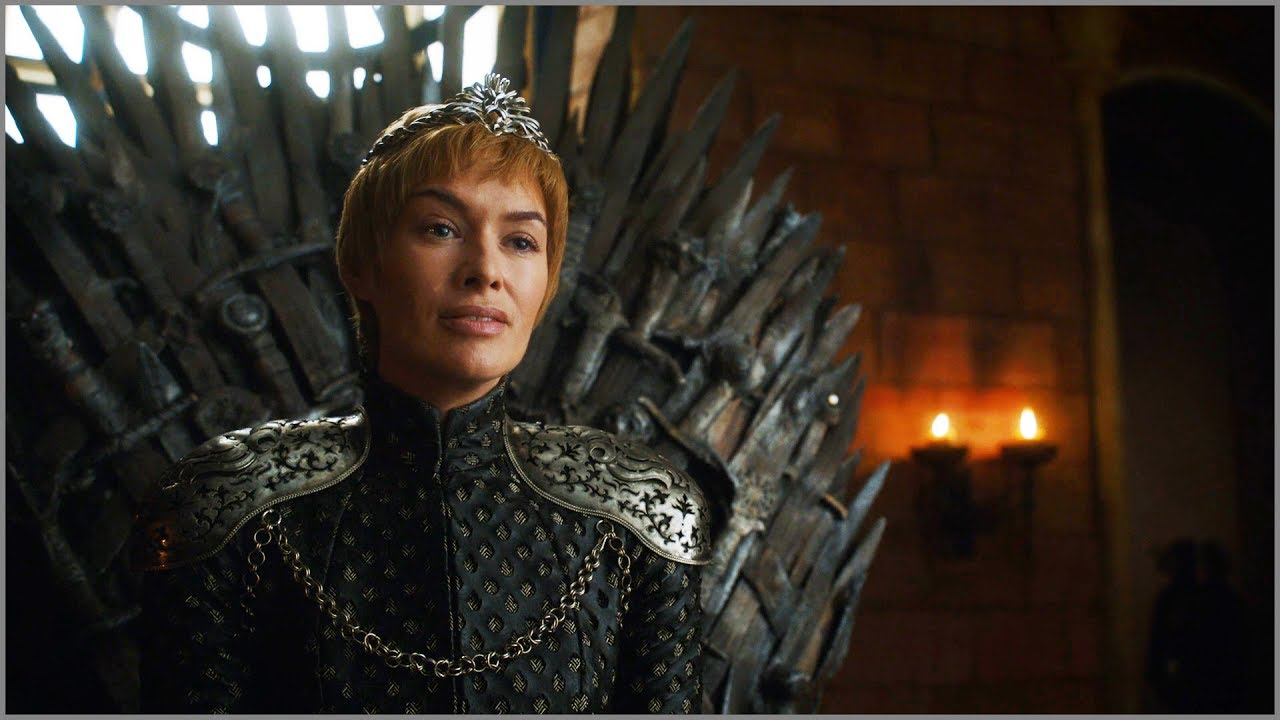 game of thrones s7e2 queen cersei speech youtube. Black Bedroom Furniture Sets. Home Design Ideas