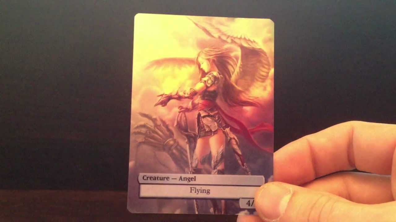 Altered art angel token decks : Qvolta ico questions 3rd grade