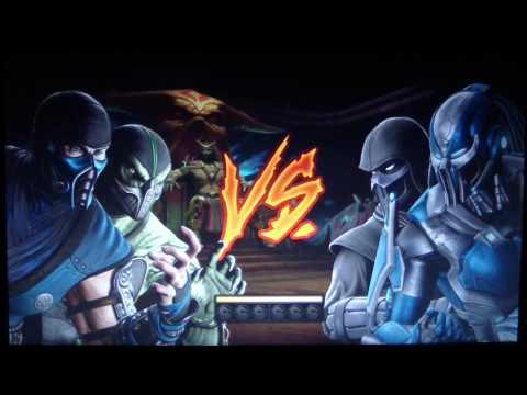 Mortal Kombat 9 Xbox360 Cheats