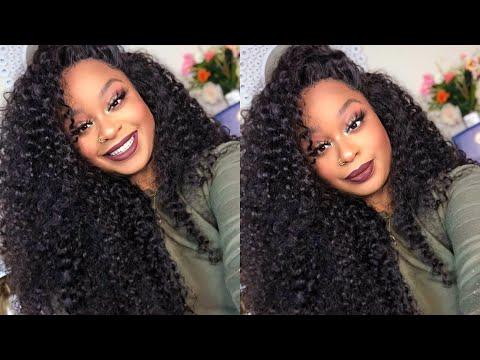 Dsoar Hair  Peruvian Curly  GRWM 2 in 1