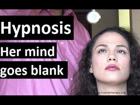 mind goes blank