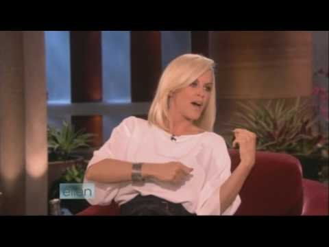 Jenny McCarthy on Ellen - autism and hyperbarics