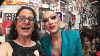 Being Extra With Sasha Velour from RuPaul's Drag Race Season 9 | Dragcentric Deb Interview