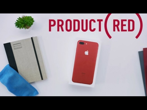 New Red iphone 7 plus Unboxing   India  
