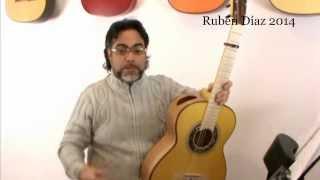 Counterpoint Falsetas Buleria Modern Andalusian Guitar Music composed by Ruben Diaz/ Coaching 51 CFG