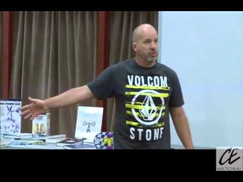 Kurt Johnston speaking at the CE National Leadership Summit for Youth Workers Part 1