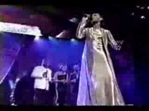 Monica~ You Give Good Love {Whitney Houston Tribute}
