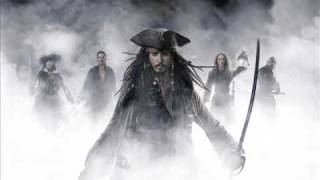 He's a pirate - orchestra