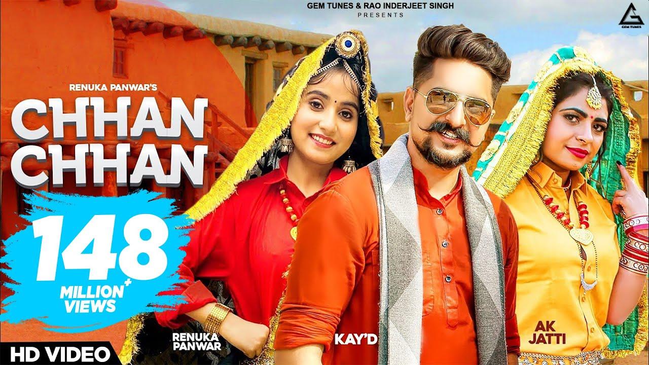 Download CHHAN CHHAN (Official Video) Renuka Panwar | Kay D | New Haryanvi Songs Haryanavi 2021