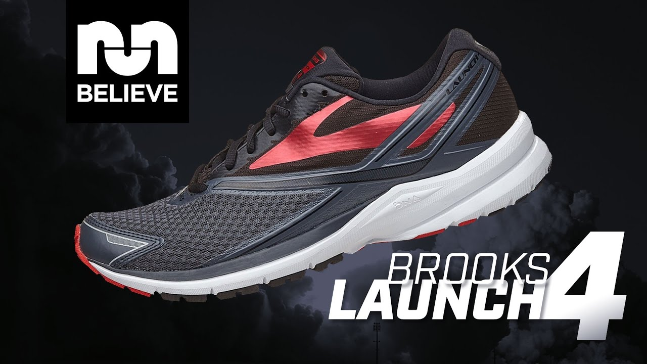 free shipping b318a 80575 Brooks Launch 4 Performance Review