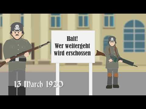 Weimar Republic  The Freikorps