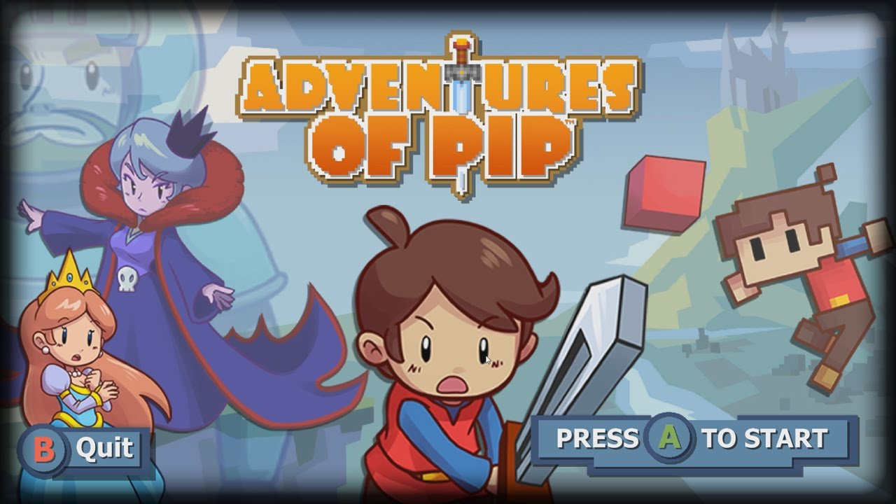 SB Plays: Adventures Of Pip