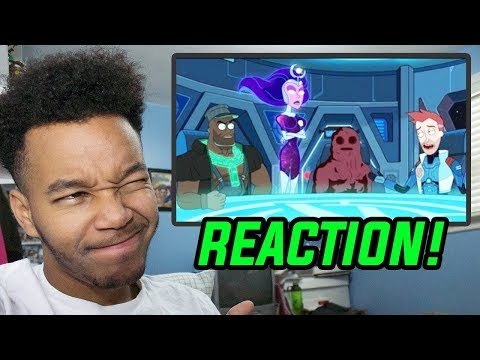 "Rick and Morty Season 3 Episode 4 ""Vindicators 3: The Return Of Worldender"" REACTION!"