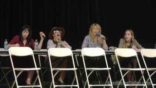 """Women in Voice Acting"" Panel - BoroughCon 2017"