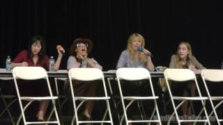 """Women in Voice Acting"" Panel - BoroughCon 2017"