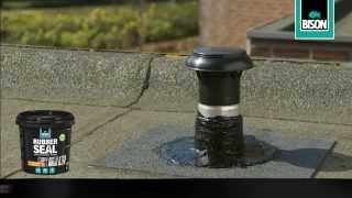 Hoe maak je een dakdoorvoer waterdicht? - Klustips