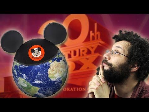 Disney va dominer le Monde ! - Ermite VLOG (rachat de la Fox)