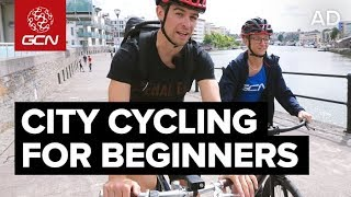 Basics Of City Cycling | Safety and Confidence