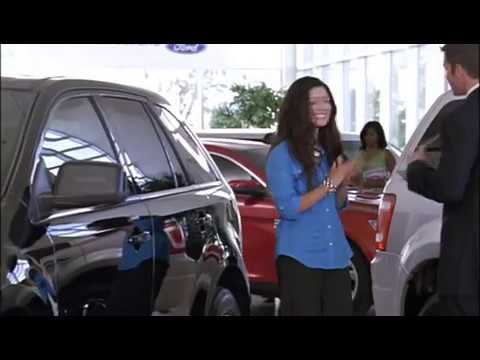 Ford Edge Escape Commercial