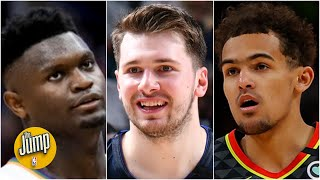 Would you rather build a team around Luka Doncic instead of Zion, Trae or Ja? | The Jump