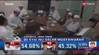 20 Kiai Nu Gelar Musyawarah Berikan Pesan Damai Usai Pemilu 2019 - Inews Pagi 20