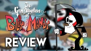 The Grim Adventures Of Billy and Mandy ( Featuring Glem808) - MarsReviews