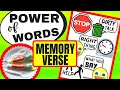 POWER OF WORDS - Lesson Resources for Teaching