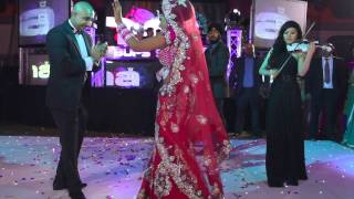 The Happiest Groom Indian wedding bollywood violinist piano string quartet