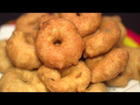 а≤Ча≤∞а≤ња≤Ча≤∞а≤њ а≤Йа≤¶а≥На≤¶а≤ња≤® а≤µа≤°а≥Ж 4K Crispy Uddina Vade Kannada Recipe Yuvik